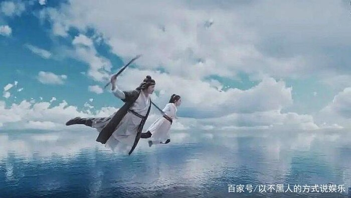 Khâu hậu kỳ phim 'Hữu Phỉ' đã làm liên lụy đến Vương Nhất Bác và Triệu Lệ Dĩnh 3