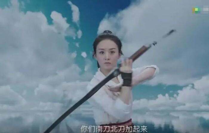 Khâu hậu kỳ phim 'Hữu Phỉ' đã làm liên lụy đến Vương Nhất Bác và Triệu Lệ Dĩnh 5