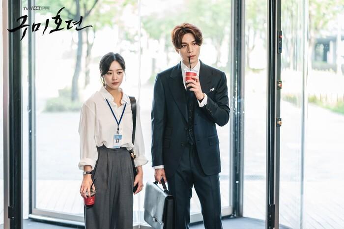 Đầu thai thành hồ ly, Lee Dong Wook vẫn nhớ thương Im Siwan: Jo Bo Ah, Kim Bum chịu khó ra chuồng gà nhé! 7