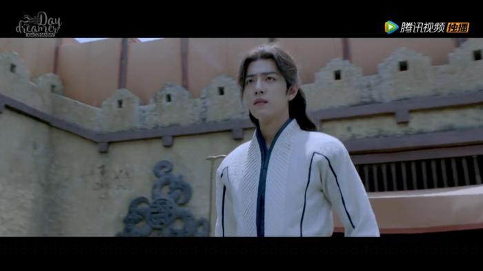 Netizen Trung phát cuồng với lời thoại bá đạo của Tiêu Chiến trong trailer 'Đấu la đại lục' 5