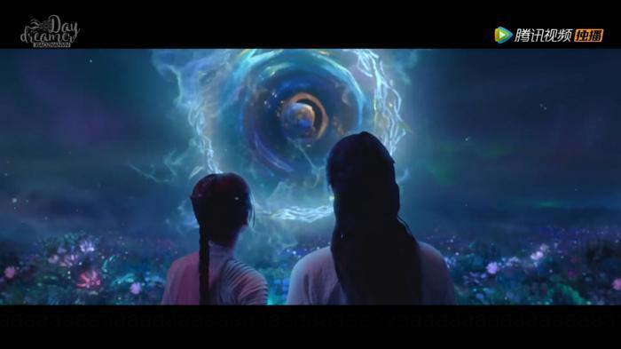 Netizen Trung phát cuồng với lời thoại bá đạo của Tiêu Chiến trong trailer 'Đấu la đại lục' 9