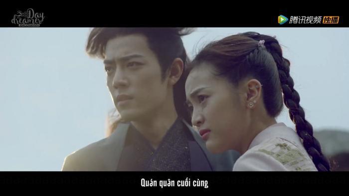 Netizen Trung phát cuồng với lời thoại bá đạo của Tiêu Chiến trong trailer 'Đấu la đại lục' 10
