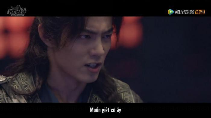 Netizen Trung phát cuồng với lời thoại bá đạo của Tiêu Chiến trong trailer 'Đấu la đại lục' 11