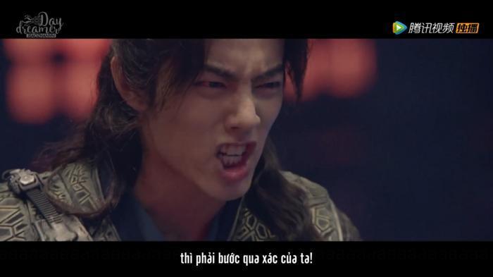Netizen Trung phát cuồng với lời thoại bá đạo của Tiêu Chiến trong trailer 'Đấu la đại lục' 13