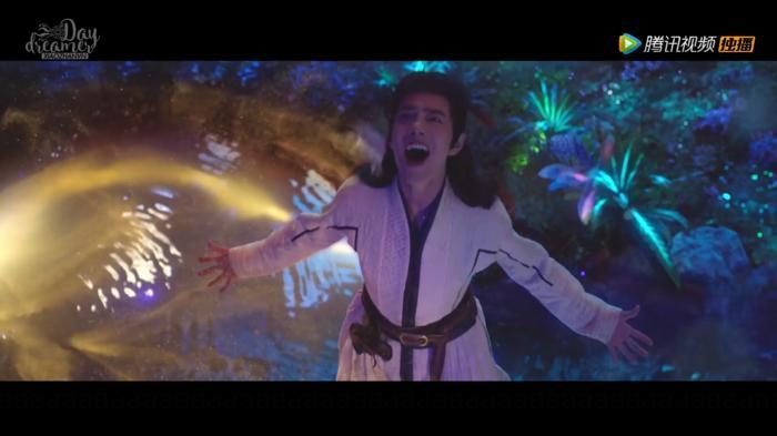 Netizen Trung phát cuồng với lời thoại bá đạo của Tiêu Chiến trong trailer 'Đấu la đại lục' 17