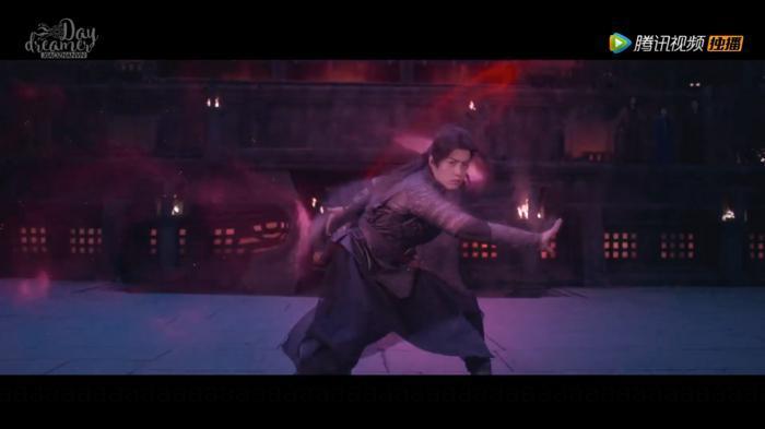 Netizen Trung phát cuồng với lời thoại bá đạo của Tiêu Chiến trong trailer 'Đấu la đại lục' 16