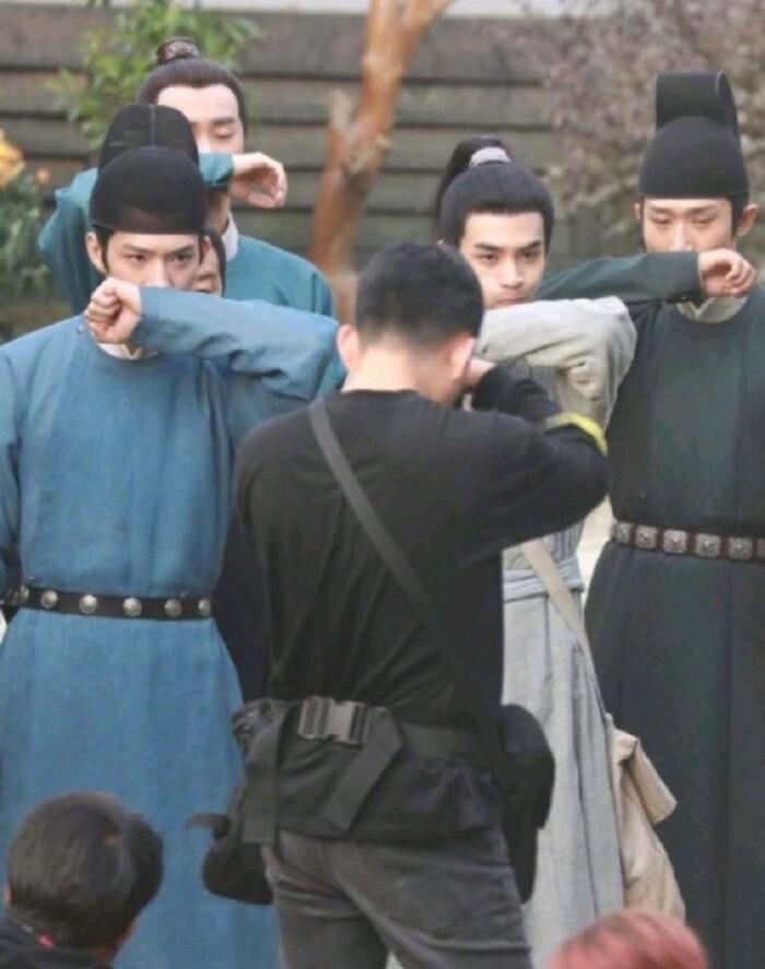 Phim đam mỹ 'Trương Công Án': Tống Uy Long không hợp vào vai cổ trang, già dặn hơn Tỉnh Bách Nhiên? 2