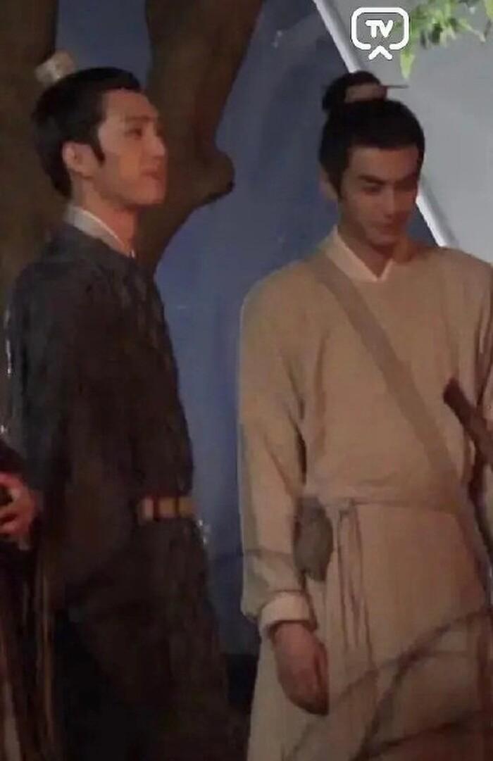 Phim đam mỹ 'Trương Công Án': Tống Uy Long không hợp vào vai cổ trang, già dặn hơn Tỉnh Bách Nhiên? 3