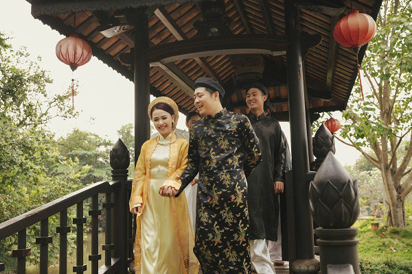 Cặp đôi Khánh Dũng - Khánh Vy
