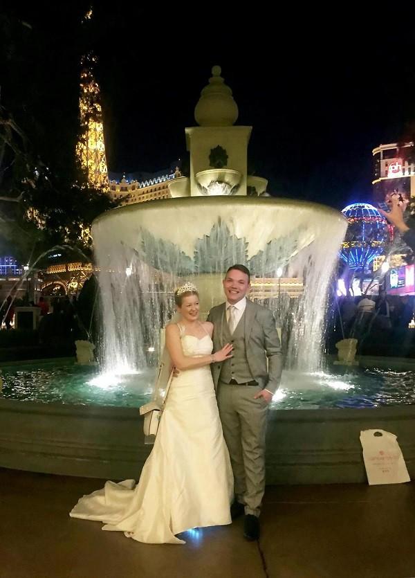 Cặp đôi rất hài lòng với quyết định của mình