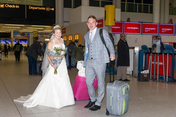 Lần gặp mặt đầu tiên cũng là lễ cưới luôn