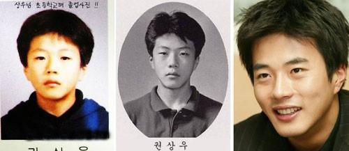 Là một trong những sao nam điển trai của Kbiz nhưng thực chất Kwon Sang Woo cũng từng phải nhờ cậy công nghệ thẩm mỹ tiên tiến để chỉnh sửa vẻ ngoài thêm hoàn hảo.