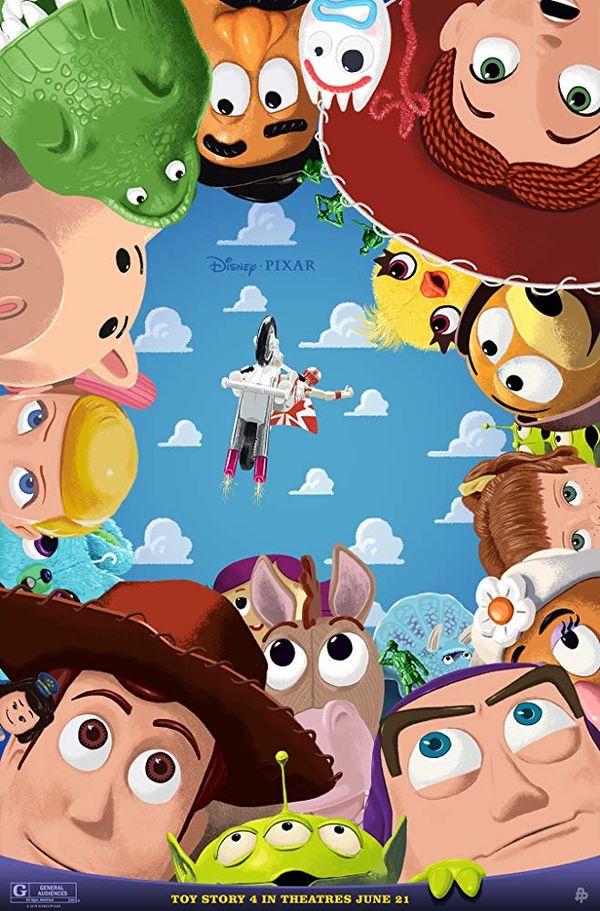 'Toy Story 4' là bộ phim ăn khách nhất tại phòng vé Hàn Quốc tuần qua