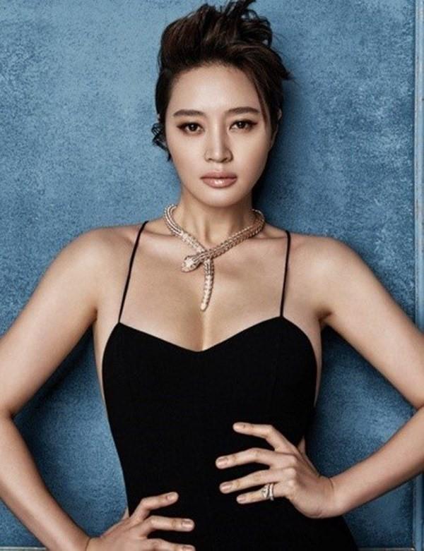 Kim Hye Soo.