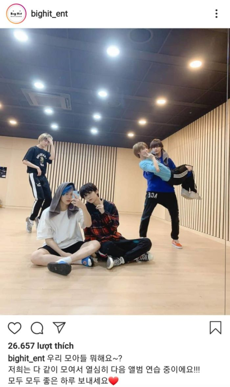Bighit Entertainment mới đây đã xác nhận BTS đang chuẩn bị trở lại với album mới.