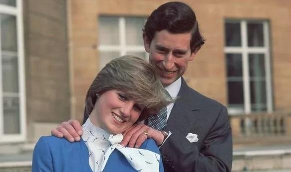 Tình cảm giữa Thái tử Charles và Công nương Diana bị cho là lạnh nhạt
