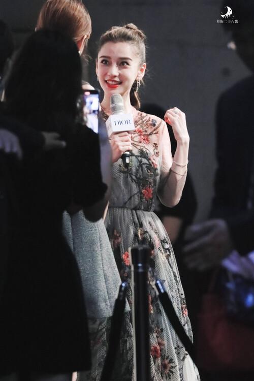 Đêm hội Dior 2020: Vương Tuấn Khải tựa hoàng tử, Triệu Lệ Dĩnh - Angela Baby đẹp áp đảo Ngô Cẩn Ngôn 33