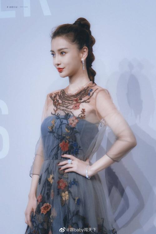 Đêm hội Dior 2020: Vương Tuấn Khải tựa hoàng tử, Triệu Lệ Dĩnh - Angela Baby đẹp áp đảo Ngô Cẩn Ngôn 35