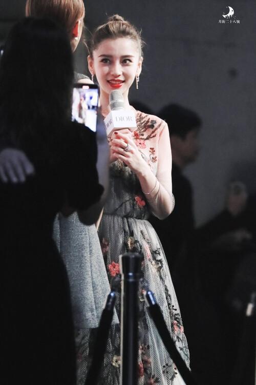 Đêm hội Dior 2020: Vương Tuấn Khải tựa hoàng tử, Triệu Lệ Dĩnh - Angela Baby đẹp áp đảo Ngô Cẩn Ngôn 38