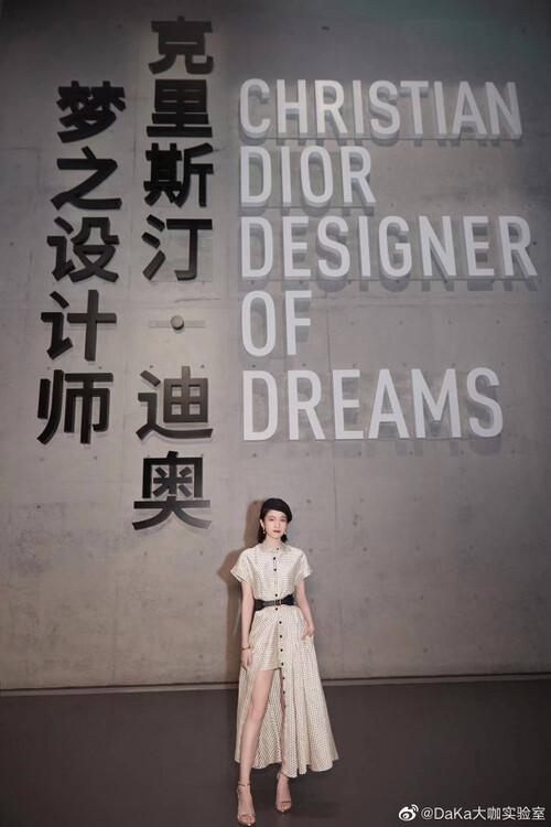 Đêm hội Dior 2020: Vương Tuấn Khải tựa hoàng tử, Triệu Lệ Dĩnh - Angela Baby đẹp áp đảo Ngô Cẩn Ngôn 86