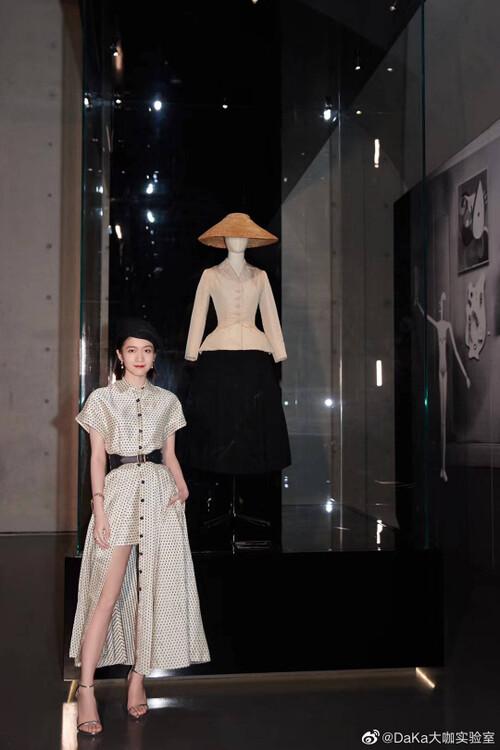 Đêm hội Dior 2020: Vương Tuấn Khải tựa hoàng tử, Triệu Lệ Dĩnh - Angela Baby đẹp áp đảo Ngô Cẩn Ngôn 87
