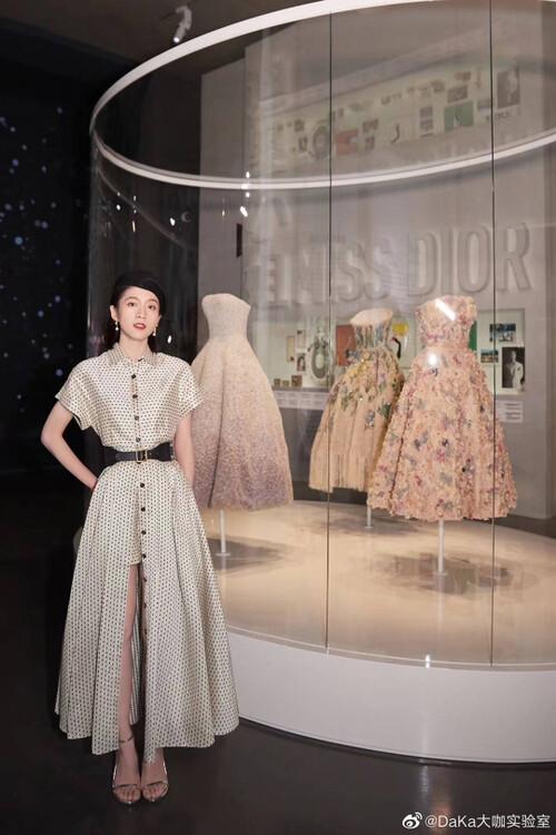 Đêm hội Dior 2020: Vương Tuấn Khải tựa hoàng tử, Triệu Lệ Dĩnh - Angela Baby đẹp áp đảo Ngô Cẩn Ngôn 89