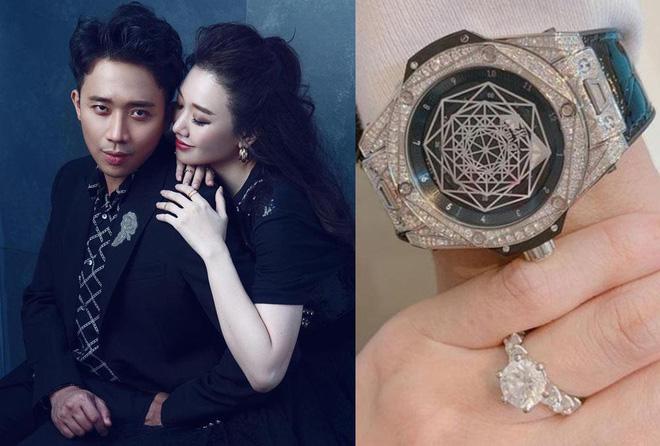 Hari Won: Trấn Thành nói đồng hồ anh ấy mua trị giá 1 tỷ, tôi phải sửa lại ngay 2
