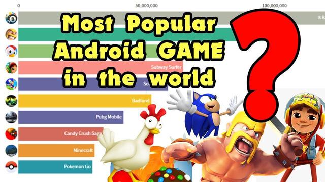 Những game mobile được tải xuống nhiều nhất mọi thời đại, đáng chú ý có một game Việt đem lại tự hào cho người Việt 0