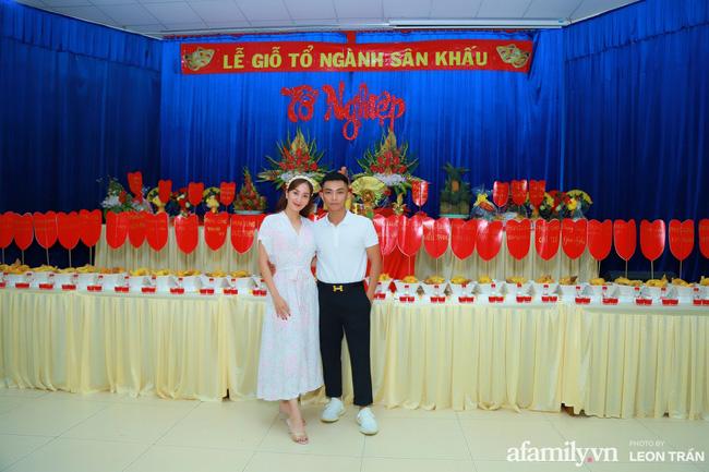 Khánh Thi và Phan Hiển muốn tổ chức lễ cúng Tổ hằng năm để thể hiện sự biết ơn đối với Tổ nghiệp.