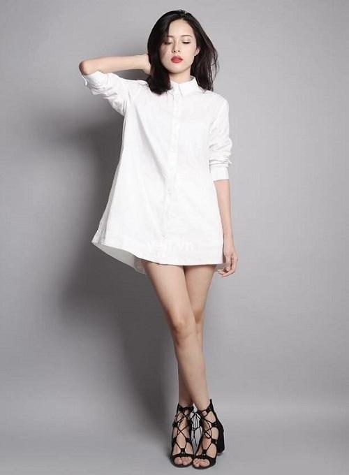 3 công thức phối sơ-mi trắng hoàn hảo trong mùa thu đông 2020 vừa dễ mặc vừa thời trang mà cô nàng nào cũng muốn sở hữu 5