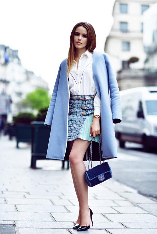 3 công thức phối sơ-mi trắng hoàn hảo trong mùa thu đông 2020 vừa dễ mặc vừa thời trang mà cô nàng nào cũng muốn sở hữu 10