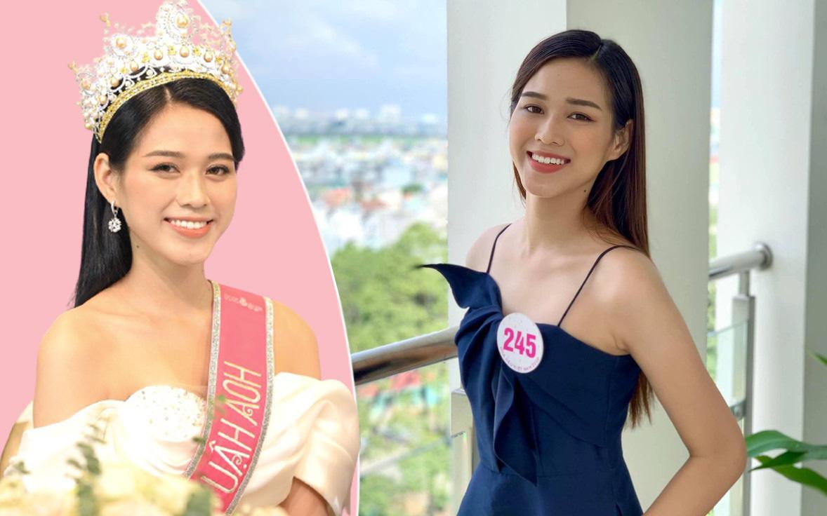 Dân tình đua nhau 'đào' lại Facebook tân Hoa hậu Việt Nam 2020, 1 chi tiết cực đắt giá được phát hiện, minh chứng cô nàng đích thực con ngoan trò giỏi 0