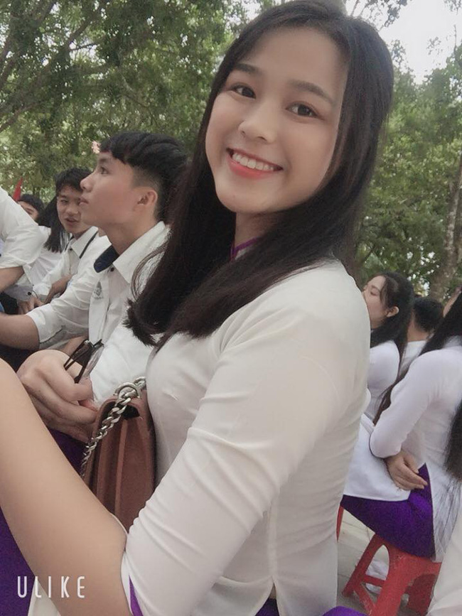 Đỗ Thị Hà thời đi học rất năng động và hòa đồng.