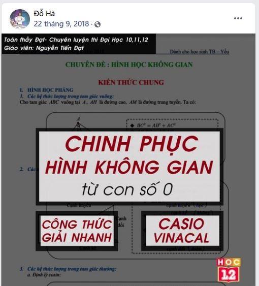 Dân tình đua nhau 'đào' lại Facebook tân Hoa hậu Việt Nam 2020, 1 chi tiết cực đắt giá được phát hiện, minh chứng cô nàng đích thực con ngoan trò giỏi 3
