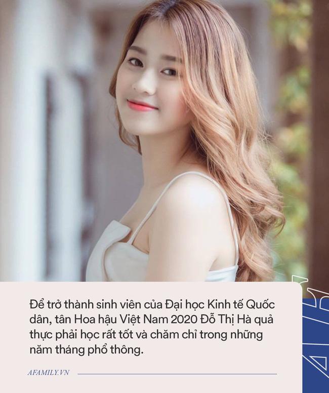 Dân tình đua nhau 'đào' lại Facebook tân Hoa hậu Việt Nam 2020, 1 chi tiết cực đắt giá được phát hiện, minh chứng cô nàng đích thực con ngoan trò giỏi 7