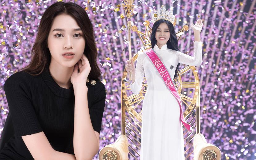 Tân Hoa hậu Việt Nam 2020: Cô sinh viên nghèo đến từ đại học top đầu cả nước, mỗi tháng chỉ được bố mẹ chu cấp bằng này tiền nhưng vẫn tỏa sáng 0
