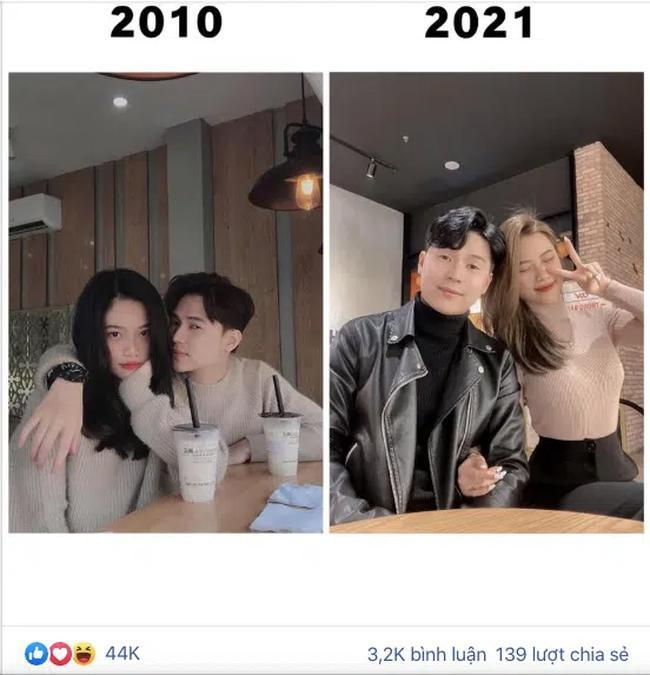 Bài đăng có sức lan tỏa lớn với 44 nghìn like.