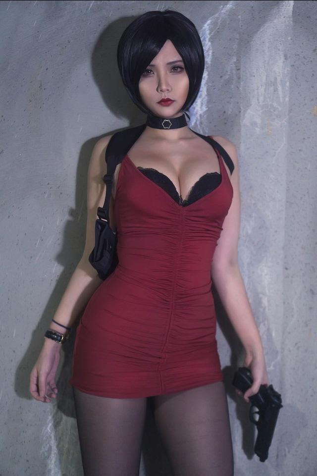 Những nữ chính bốc lửa nhất trong thế giới game, được Cosplay bởi độ quyến rũ và sexy đến khó cưỡng 1