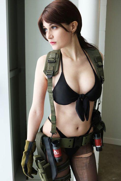 Những nữ chính bốc lửa nhất trong thế giới game, được Cosplay bởi độ quyến rũ và sexy đến khó cưỡng 5