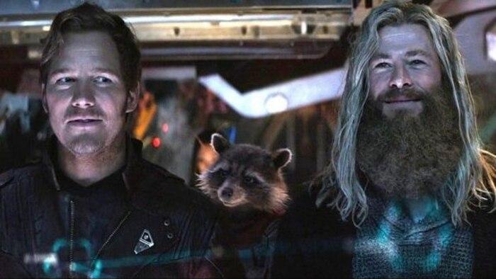 Nhóm Guardians of the Galaxy sẽ xuất hiện trong 'Thor 4' 2