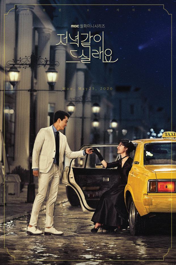 Song Seung Hun và Seo Ji Hye trong phim.