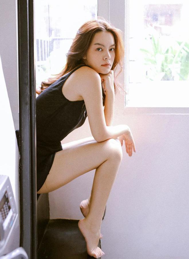 Diện áo tắm khoe body nuột nà, Phạm Quỳnh Anh bị hỏi: 'Có thật là gái 2 con không?' 7