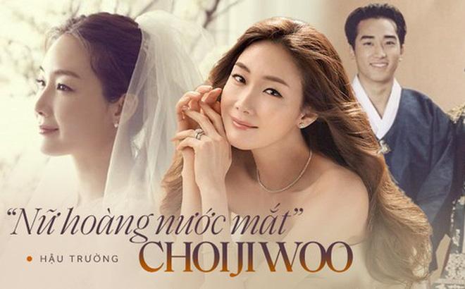 Mỹ nhân 'Bản tình ca mùa đông' Choi Ji Woo: Từ cuộc tình lặng thinh vô vọng với Song Seung Hun cho tới niềm hạnh phúc tròn đầy ở tuổi 44 0