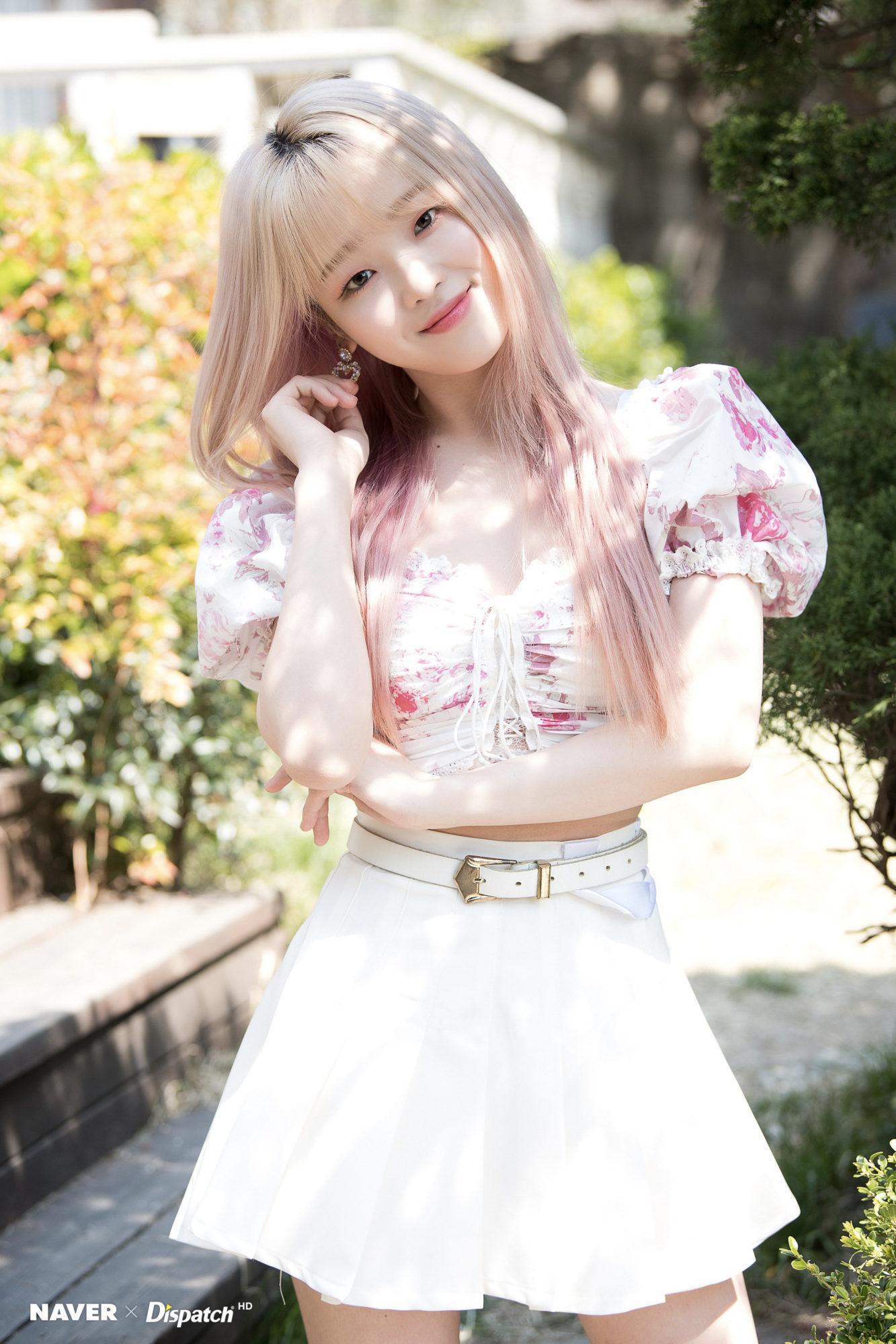 Seunghee là thành viên cuối cùng của Oh My Girl lọt vào top 10.