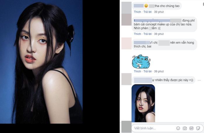 'Hotgirl trứng rán' Trần Thanh Tâm tung ảnh cosplay Jisoo (BlackPink), Blink Việt lập tức... xin tha! 2