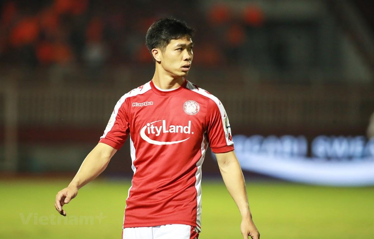 V-League 2020 bị hoãn lần hai vì dịch COVID-19 trước vòng đấu thứ 12. (Ảnh: Hải An/Vietnam+)