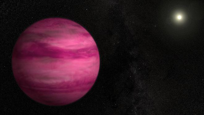 GJ 504b quay xung quanh ngôi sao chủ GJ 504 cách Trái Đất 57 năm ánh sáng