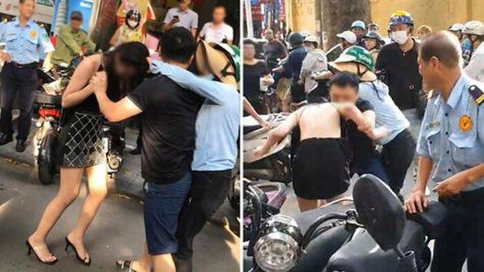 Chị 'tuesday' bị đánh ghen trên phố Lý Nam Đế bất ngờ lên tiếng 'minh oan' cho em gái? 1