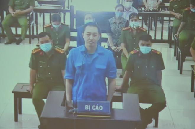 Bị cáo Phạm Văn Hiệp