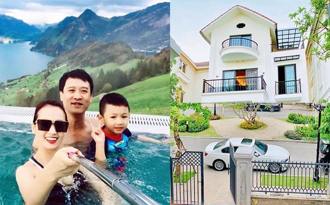 Cuộc sống nhung lụa, giàu sang của Lã Thanh Huyền ở tuổi 35 0